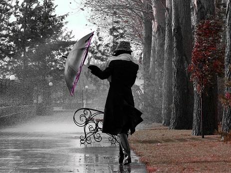 Bakıda yağış, dağlıq ərazilərdə qar yağacaq, güclü külək əsəcək