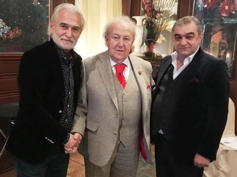 Агали Ибрагимов и Байрам Гаджизаде стали почетными членами Российской академии художеств – ФОТО