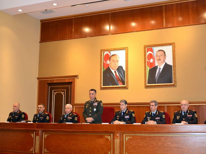 Рамиль Усубов дал поручение полиции в связи с президентскими выборами - ФОТО