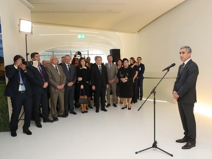 В Центре Гейдара Алиева представлено самое древнее ювелирное украшение Южного Кавказа – ФОТО