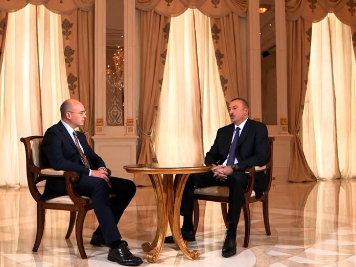 Фильм «Путин»: Ильхам Алиев рассказал о впечатлениях Гейдара Алиева от первой встречи с Владимиром Путиным – ВИДЕО