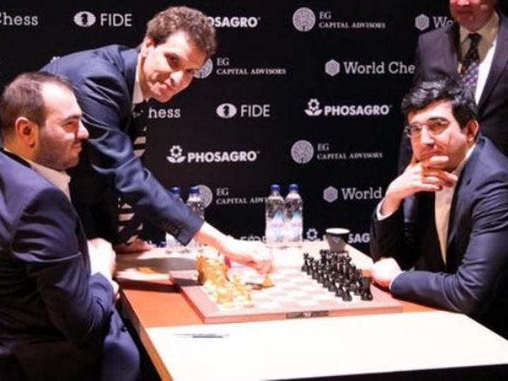 Шах ставит мат Крамнику и догоняет лидера