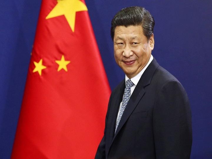 Si Cinpin yenidən Çin Xalq Respublikasının sədri seçilib