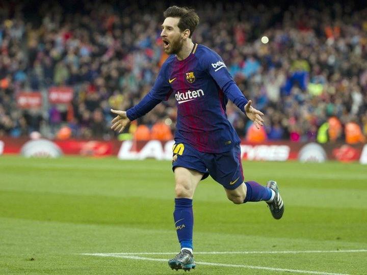 Месси установил уникальное достижение чемпионата Испании
