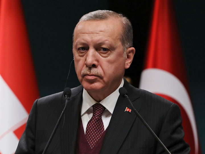 Эрдоган объявил о взятии Африна турецкими военными