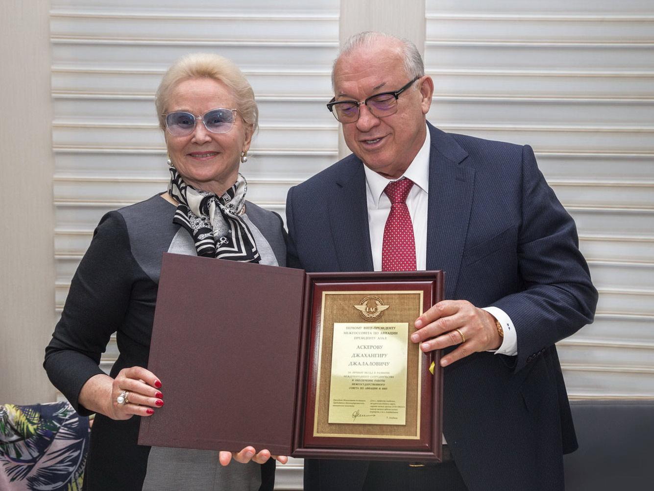 В Баку прошла встреча в рамках Межгосударственного Совета по авиации и использованию воздушного пространства