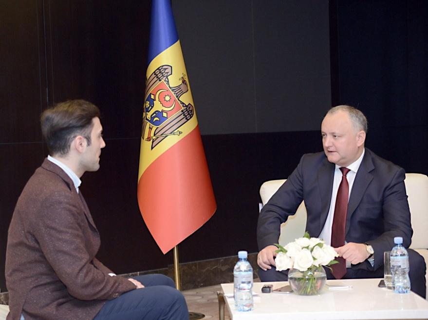 Президент Молдовы: 53 договора, подписанных с Aзербайджаном, свидетельствуют о хорошем уровне наших связей