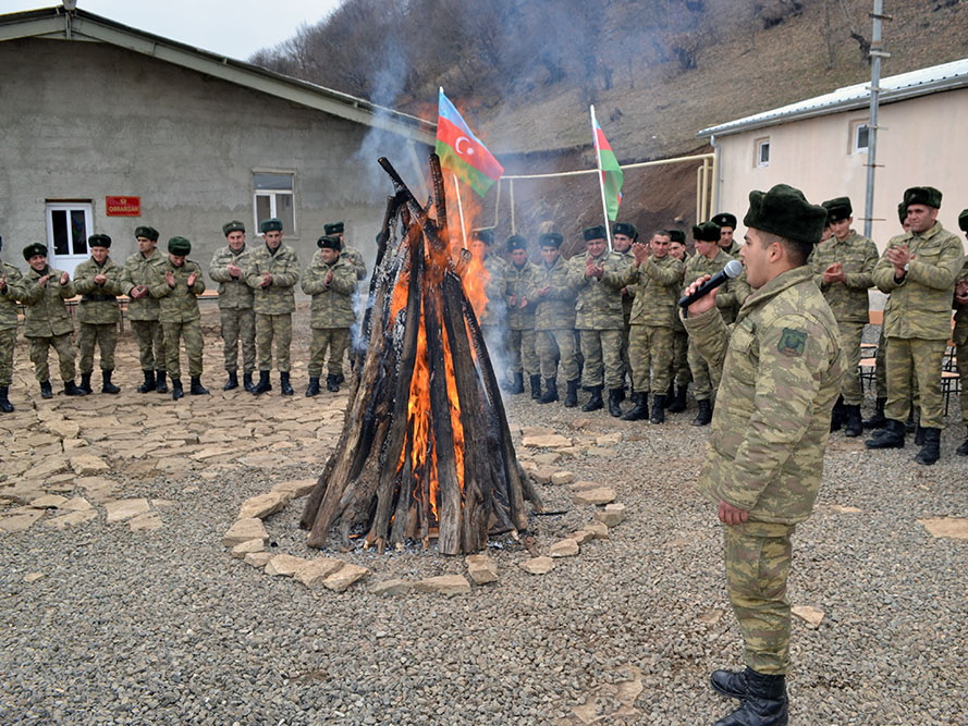 Представители Минобороны и Военной прокуратуры посетили воинские части – ФОТО