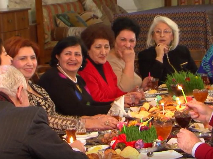 Инициативная группа «Üçüncü Bahar» презентовала видеоролик, посвященный празднику Новруз - ВИДЕО