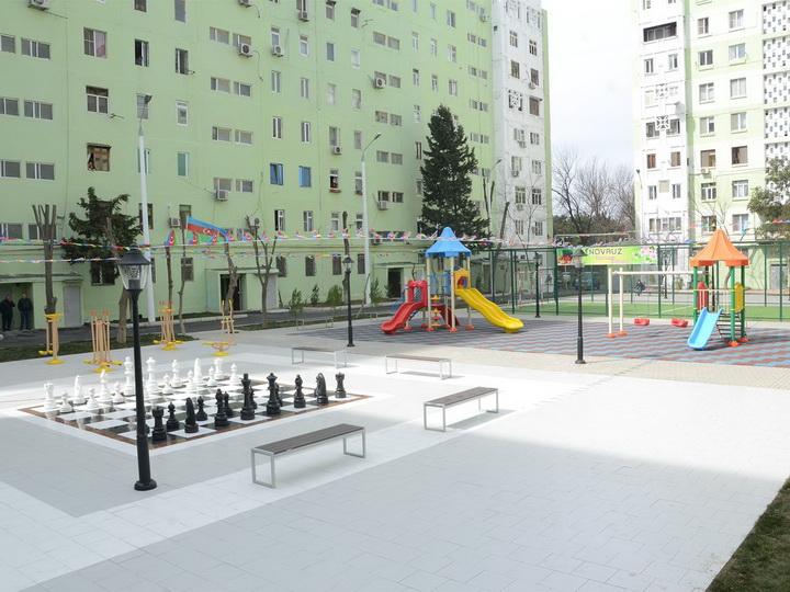 В эксплуатацию сдан очередной двор, благоустроенный в рамках проекта «Наш двор» - ФОТО