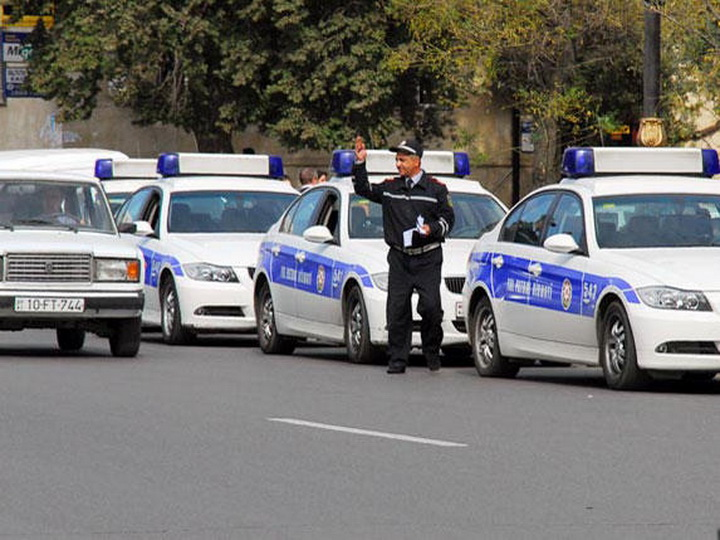 Дорожная полиция в дни праздника Новруз будет работать в усиленном режиме