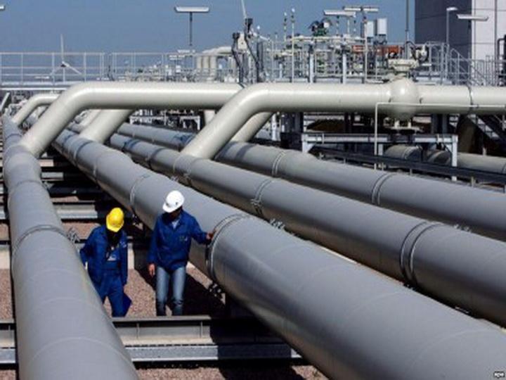 Азербайджан увеличил добычу углеводородов, экспорт газа
