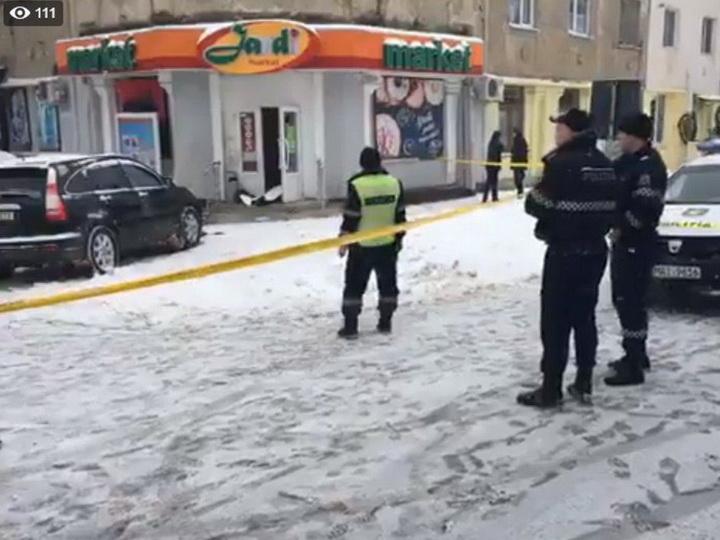 В Кишиневе прогремел взрыв, есть жертвы - ФОТО