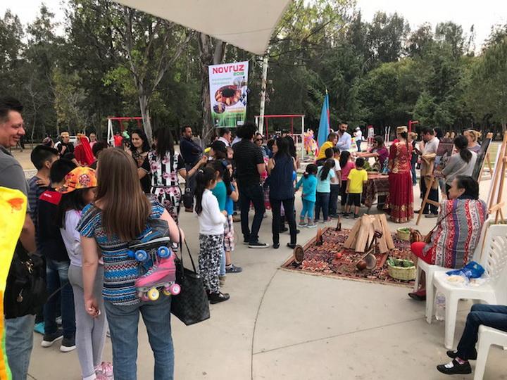 День азербайджанской культуры и «Новруз Байрам» в Мексике - ФОТО
