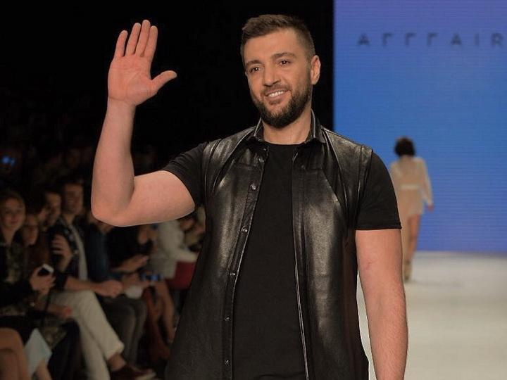 Дизайнер Руфат Исмаил продолжает покорять мир моды
