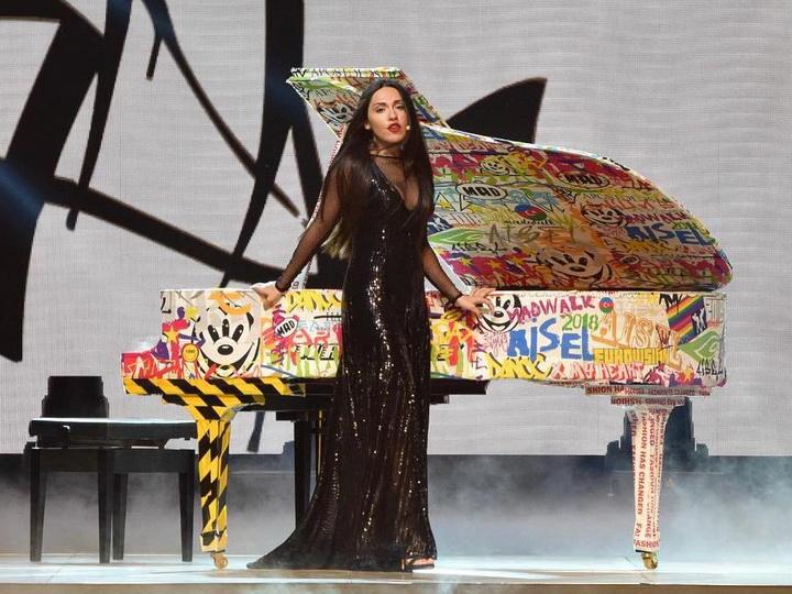 AISEL впервые выступила на сцене с евровидийной песней «X my heart» - ФОТО - ВИДЕО