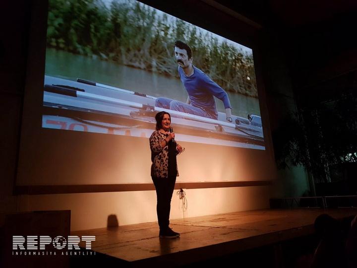 Фильм Асифа Рустамова «Вниз по течению» был представлен в Швейцарии