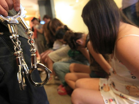 Гражданку Азербайджана арестовали в Турции по обвинению в торговле людьми
