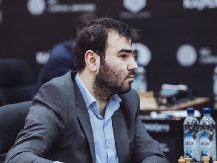 Мамедъяров сыграл вничью с Карякиным