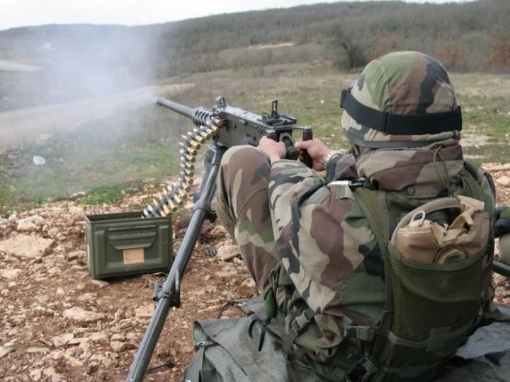 Подразделения армянской армии за сутки 101 раз нарушили режим прекращения огня