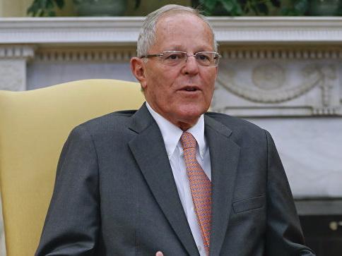 Президент Перу подал заявление об отставке