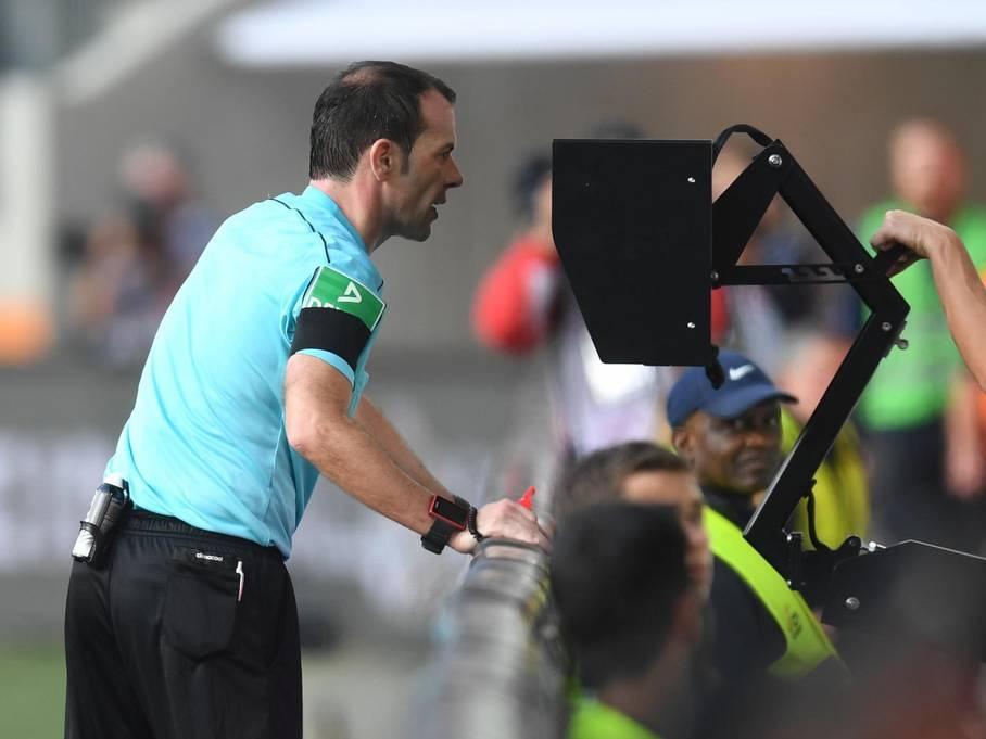 На игре сборной Азербайджана будет испробована система VAR