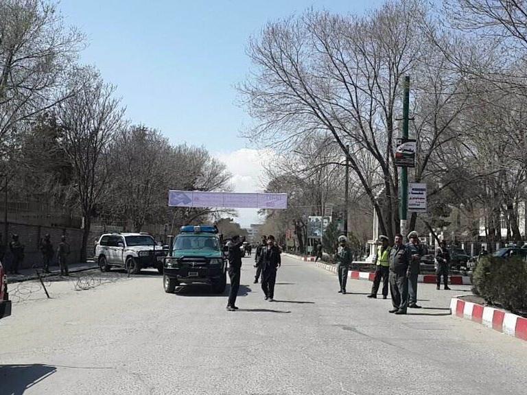 Число жертв теракта в Кабуле возросло до 32 - ФОТО – ОБНОВЛЕНО