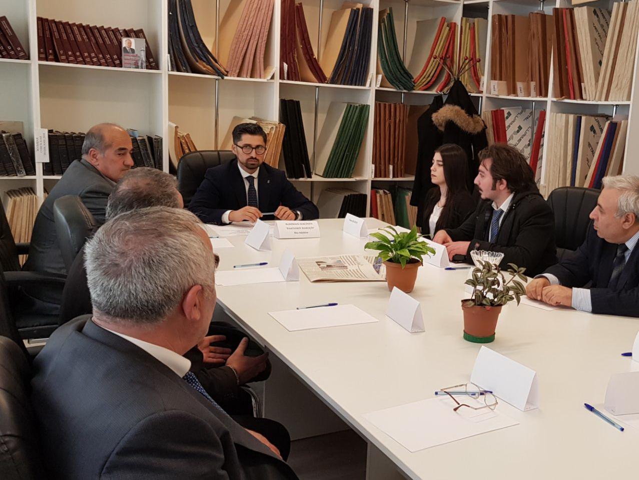 Газета «Бакинский рабочий» выделит площадку для кандидатов в Президенты Азербайджана – ФОТО