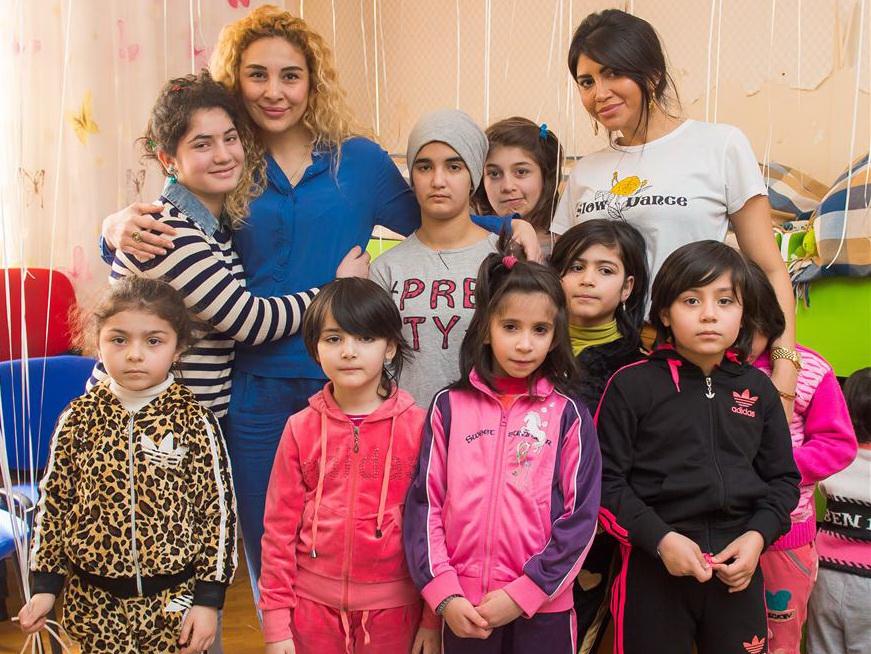 Мир не без добрых людей: дети из приюта ощутили атмосферу Новруза – ФОТО