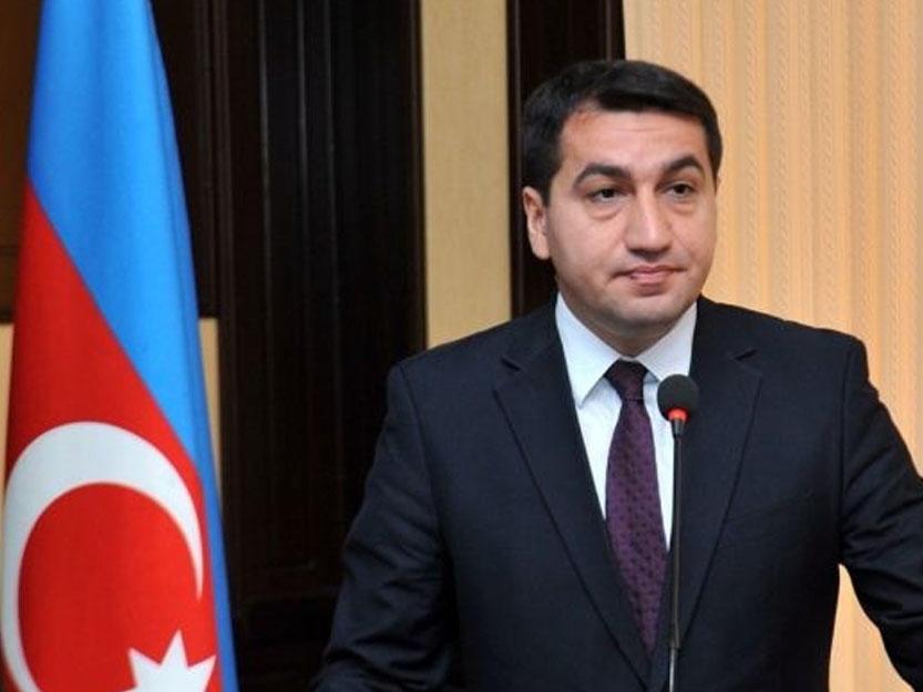 Хикмет Гаджиев: «Армения использует воду для экологического террора»