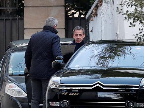 Саркози запретили посещать Ливию, сообщили СМИ