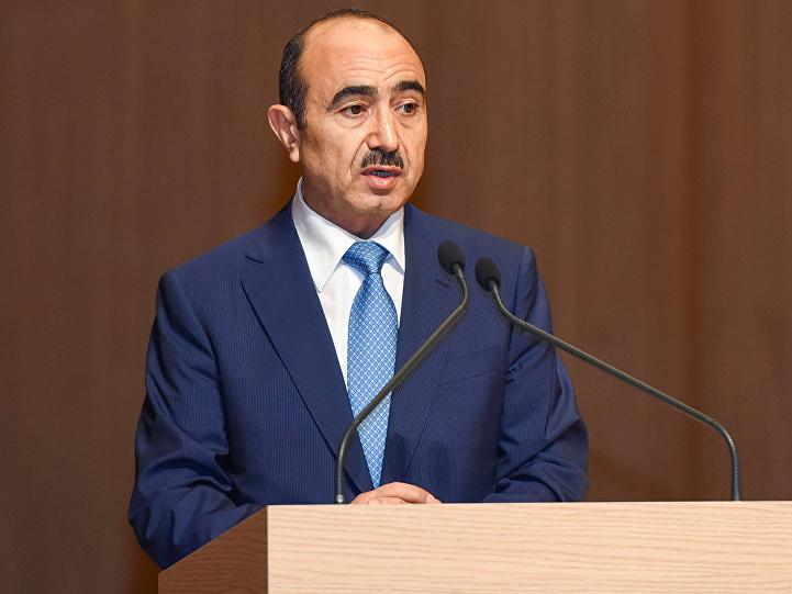 Али Гасанов: «Люди», ведущие грязную кампанию против Азербайджана, еще раз продемонстрировали, что у них отсутствует воспитание»
