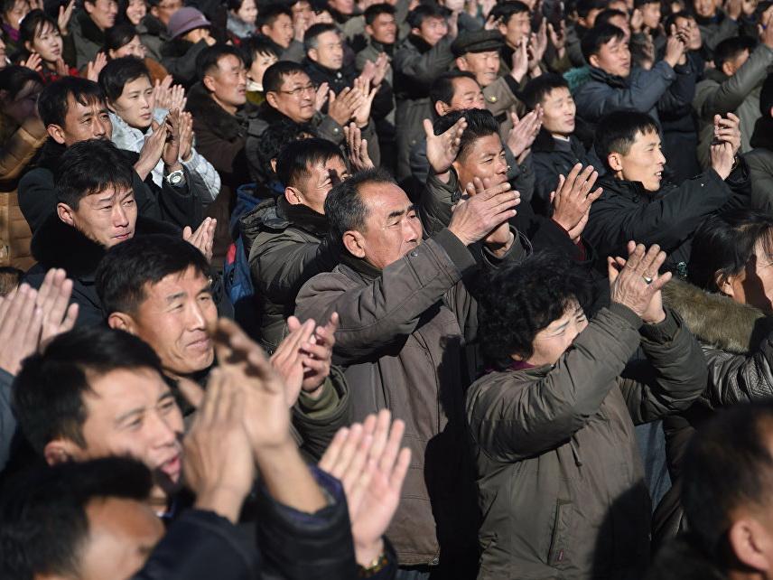США выделят средства на продвижение прав человека в КНДР