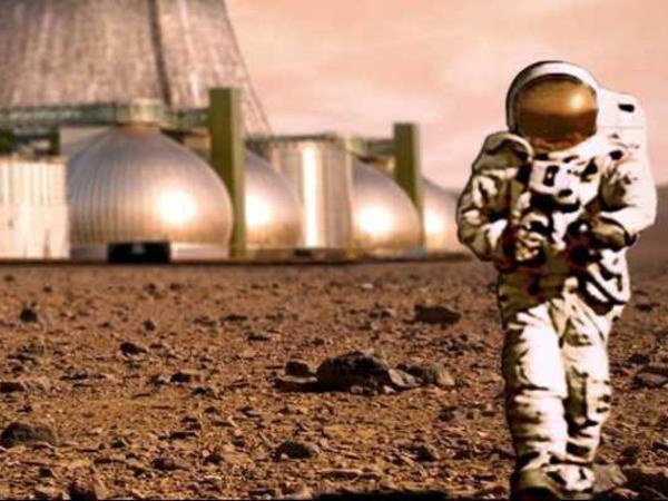 В США готовится эксперимент по имитации полета на Марс с участием иностранцев