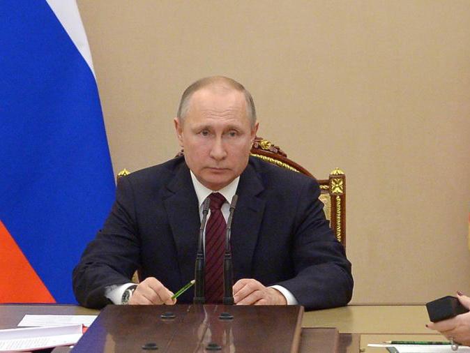 Путин обратился к избирателям по итогам выборов президента – ВИДЕО