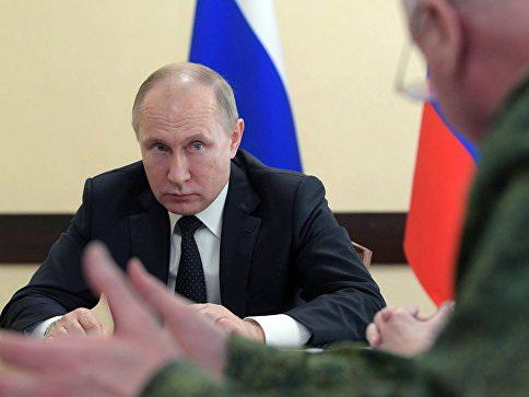 Путин назвал трагической случайностью инцидент с Ил-20 в Сирии