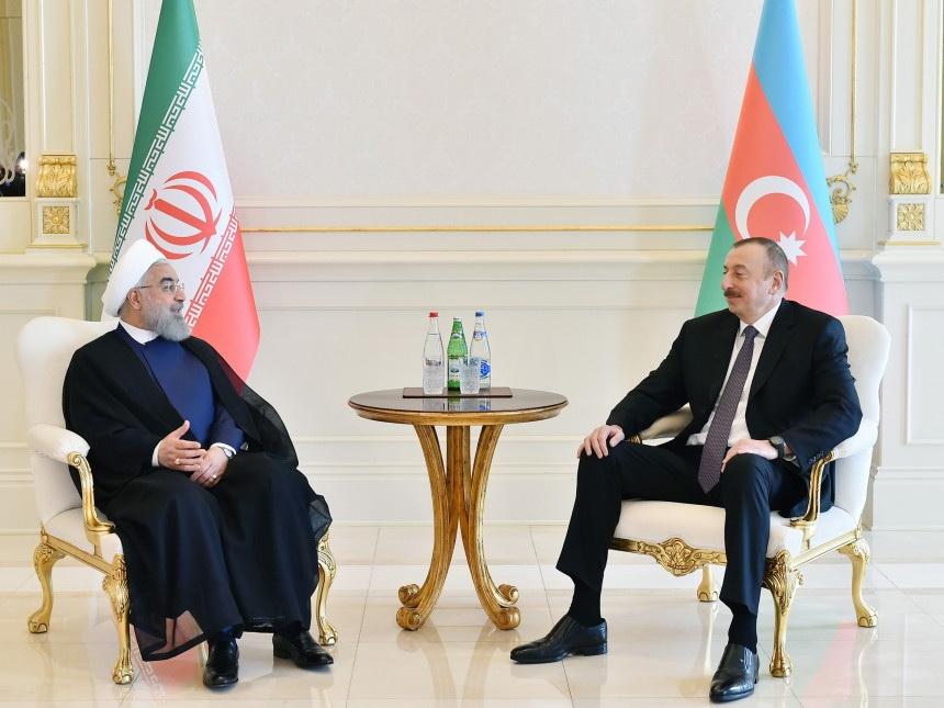 Итоги визита Хасана Роухани в Баку: решения, имеющие историческое значение