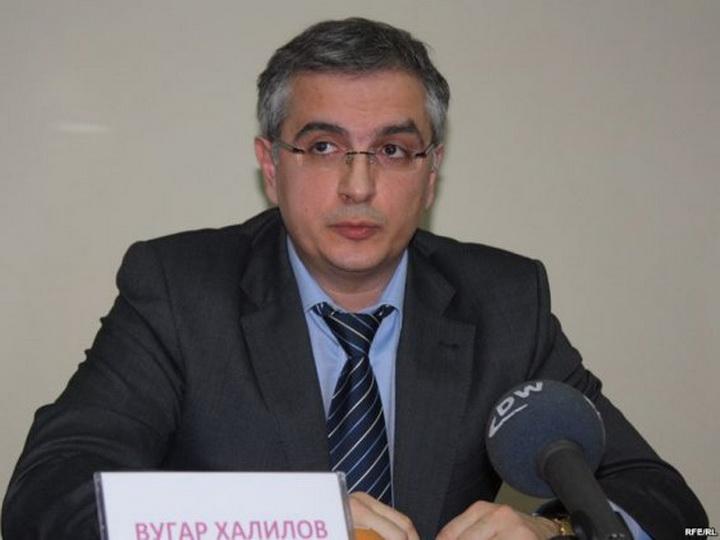 Вугар Халилов о некоторых политэмигрантах: «Они оказались в роли полезных идиотов»