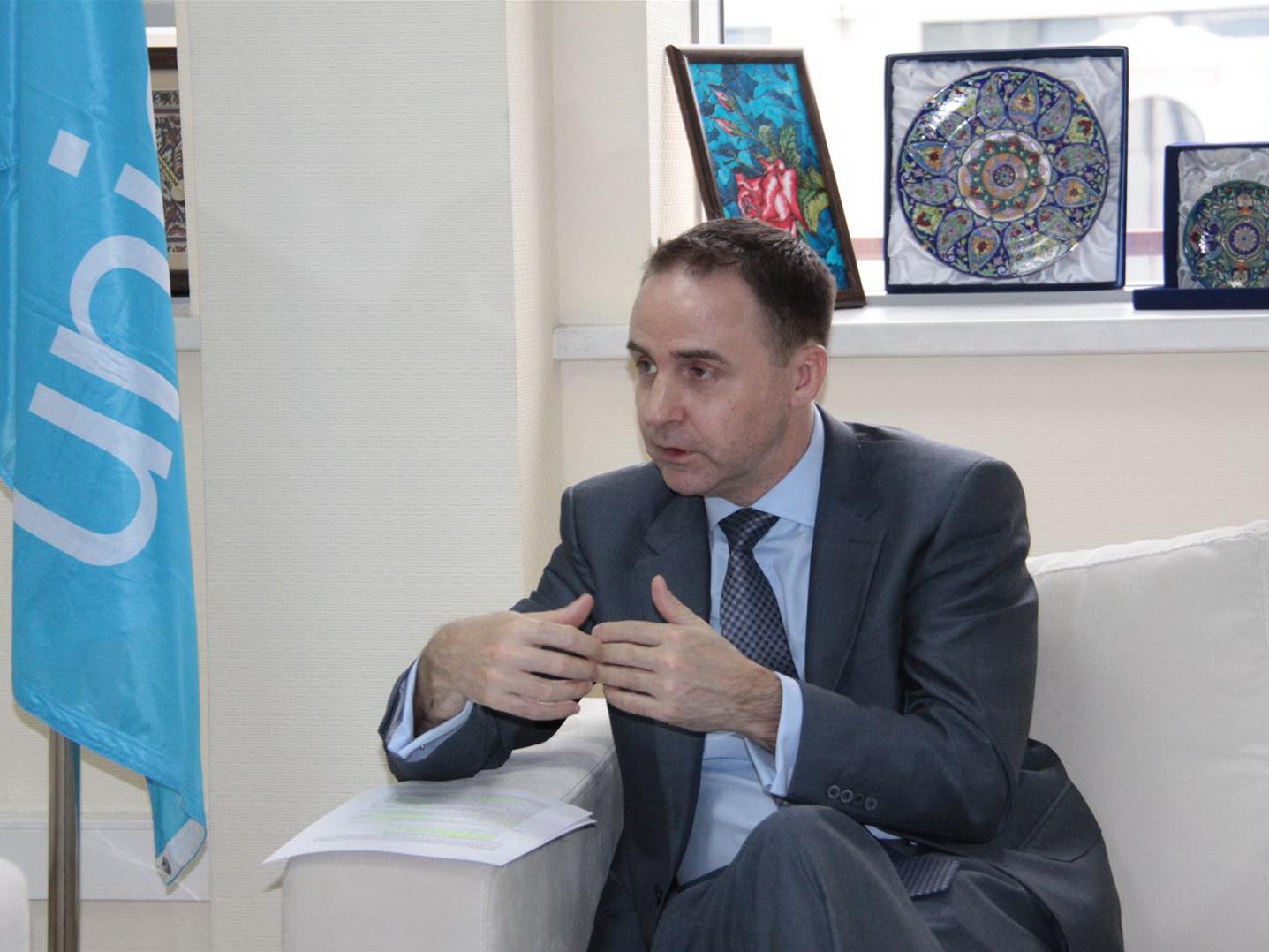 Посол: «UNICEF ставит цель – обеспечить раннее развитие детей в Азербайджане» – ФОТО – ВИДЕО