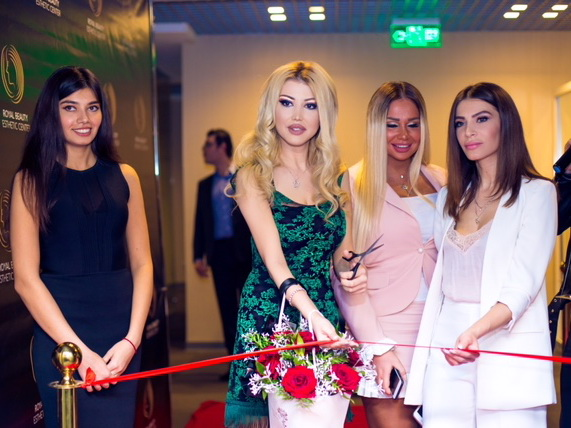 В Баку открылся центр красоты премиум-класса Royal Beauty Esthetic - ФОТО - ВИДЕО