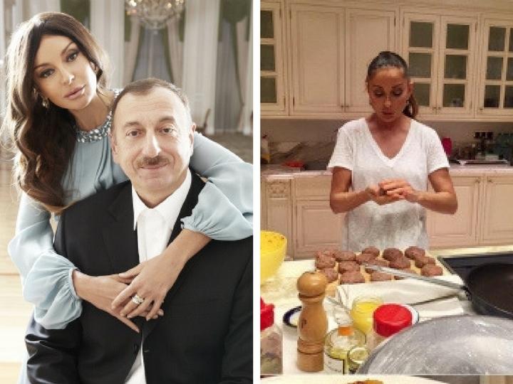 İlham Əliyev: Mehriban xanımın hazırladığı xörəkləri daha çox sevirəm – FOTO – VİDEO