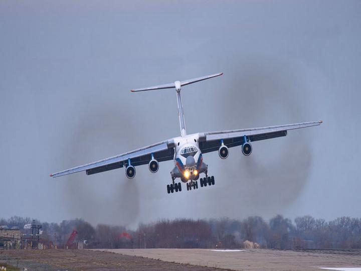 В Алжире разбился военный самолет - ФОТО