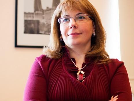 Айтен Мустафазаде: «Ариф Мамедов не является политиком, он просто неадекват»