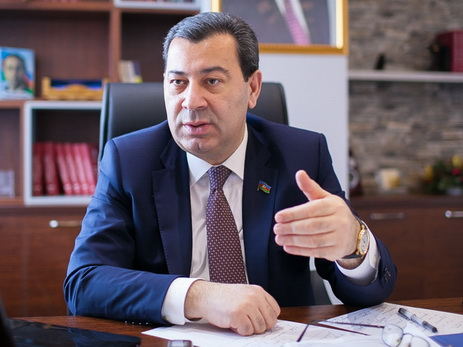 Səməd Seyidov: Ermənistanın hazırkı hökuməti zorakılığa söykənir