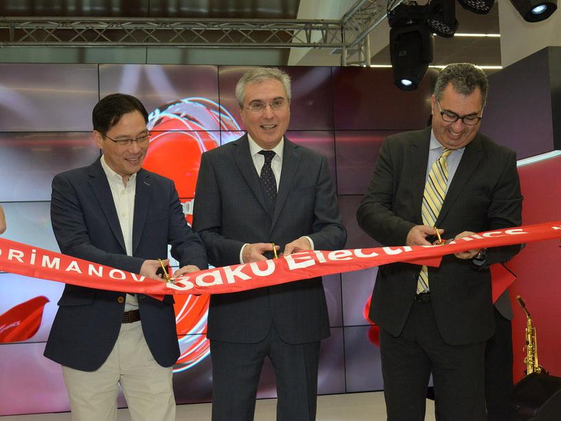 Самый крупный на Кавказе: открыл двери новый гипермаркет Baku Electronics Narimanov – ФОТО