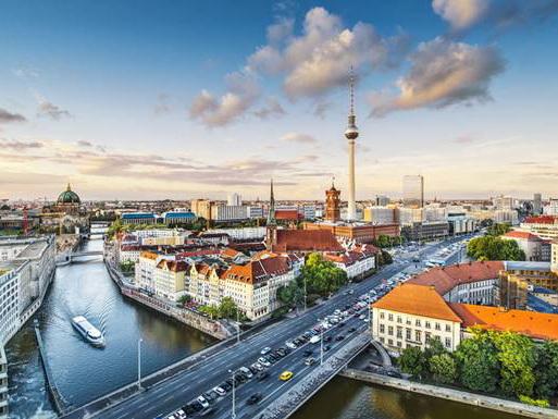 Бомба времен Второй мировой войны парализовала центр Берлина