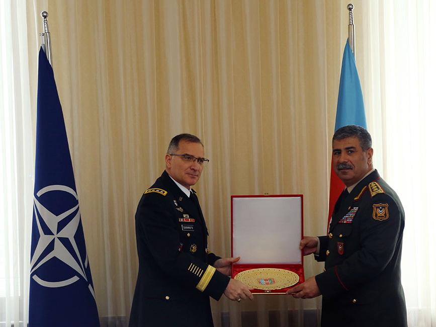 Закир Гасанов: Контрабанда ядерных компонентов из Армении - серьезная угроза безопасности - ФОТО