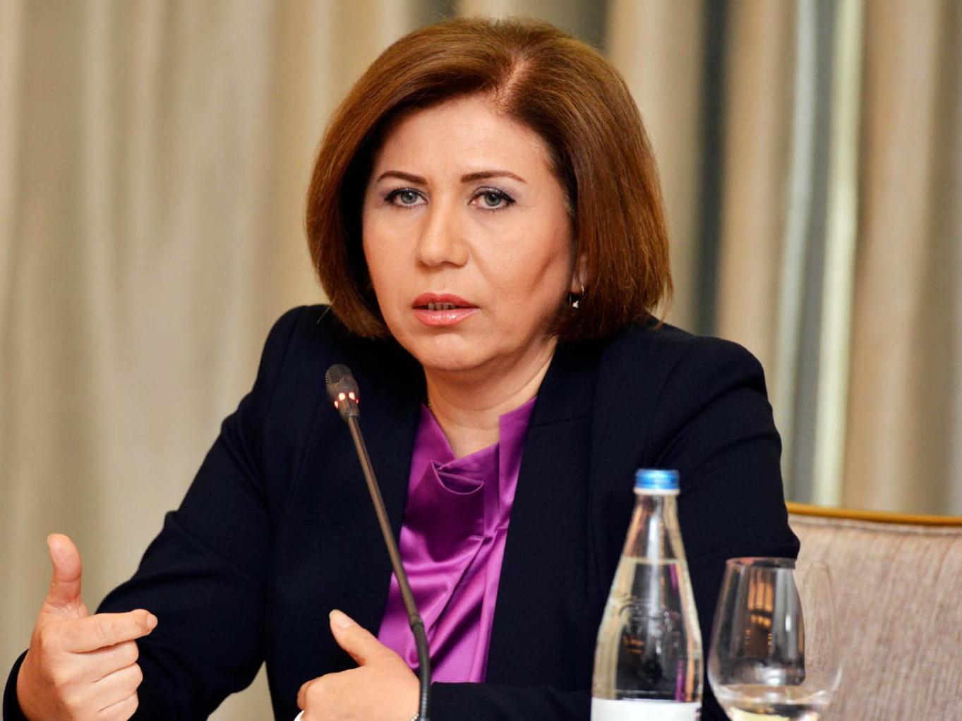 Бахар Мурадова о силах, пытающихся остановить проведение реформ в Азербайджане
