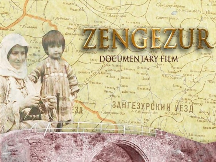 Презентован документальный фильм об истории Зангезура - ВИДЕО