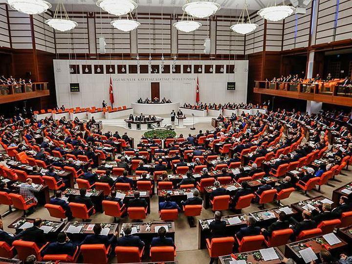 Парламент Турции утвердил дату проведения досрочных выборов
